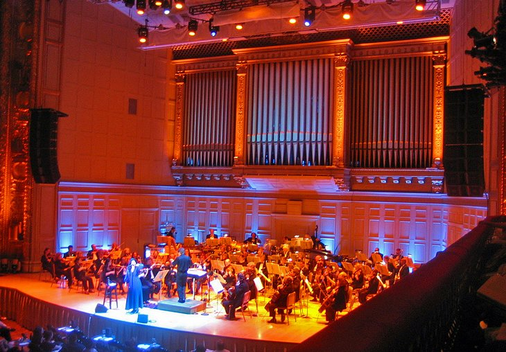 Boston Pops and Boston Symphony Orchestra