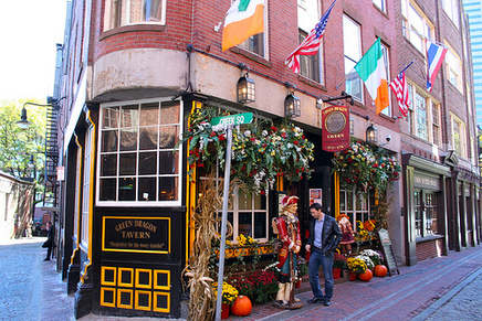 Historic Taverns - Massachusetts Society