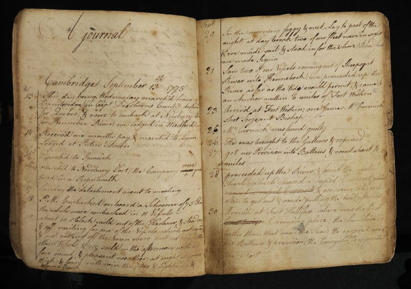 a concord revolutionary war soldiers long lost journal is being  a concord revolutionary war soldiers long lost journal is being digitized